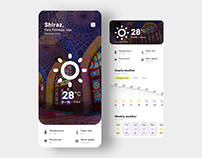XWeather - Weather Forecast App