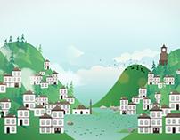 Mudurnu Town - Animated Promotion Video