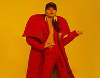 BACKSTAGE - fashion editorial