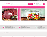 RMART Website Design