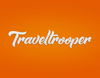 Traveltrooper Logotype