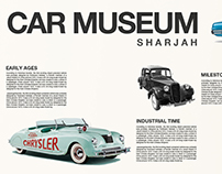 Cars Museum -Graphic Proposal-