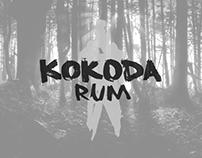 Kokoda Rum - Branding