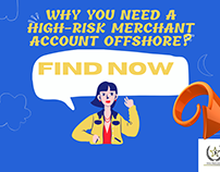 Why you need a High-risk merchant account offshore?