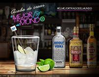 El mejor trago del mundo / Pernod Ricard