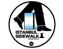 Istanbul Sidewalk