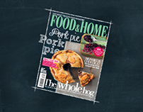 Food and Home June '13 Advert