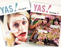 YAS! magazine