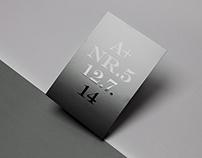 A+ Fashion Show - corporate design