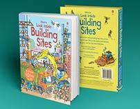 Look inside building sites ©2017 Usborne Publishing