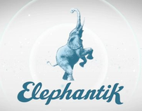 Elephantik LLC Design Studio Intro on Vimeo