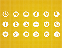 FREE 100+ ICONS for web design projects