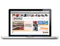 Omsiad web design
