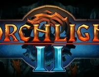 Torchlight 2 Logo Animation