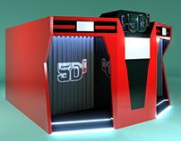 5Di Booth Design
