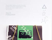 2012 卒業制作// TRACE- FORMATION 痕跡 [ life ]