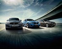 CGI & Postproduction   BMW 3er GT