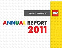 Lego Annual Report