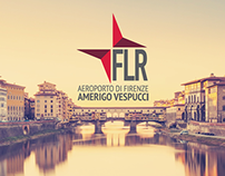Florence Airport Identity
