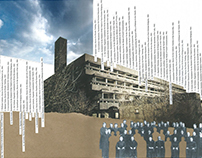 COLLAGE // ST PETER'S SEMINARY