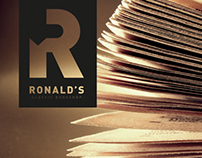 Ronald's Bookshop