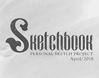Sketchbook | 2018