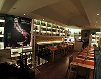 Tottobene - Italian restaurant on 291 Finchley Road ,Lo