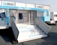 Q-Cells Showtruck