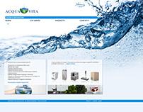 Proposed Study Acqua & Vita Website 2012
