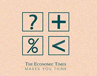 Press Campaign for The Economic Times