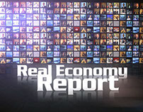 Real Economy Report Title