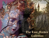 The Lost Maiden Collection-Intro to textiles