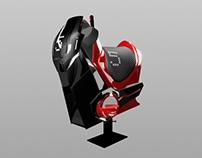 5Di Seat Design