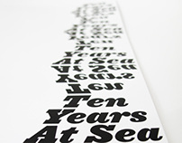 Ten Years at Sea Catalogue