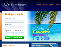 SoAIR Airlines Project