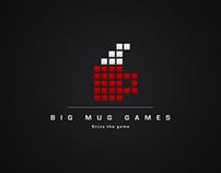 Big Mug Games Logo Design