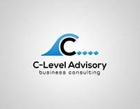 C-Level Advisory Logo Design
