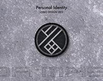Personal Identity LOGO DESIGN 2013