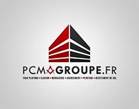PCMA Groupe Logo Design