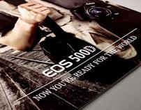 Canon EOS 500D Brochure