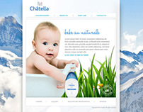 Chatella Website (Baby product)