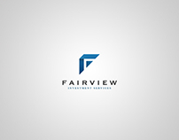 Fairview logo design