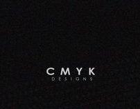 CMYK Designs - Branding