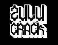 ZULU CRACK FONT