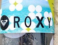 Roxy Promotional Package and Insert