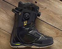K2 Thraxis Boot