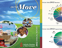Catholic Charities of West Tennessee 2012 Annual Report