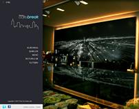 Cafe Break Kurumsal Web Sitesi