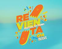 REVIENTA FESTIVAL EXTREMO