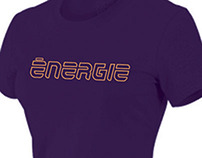 Énergie Cardio - vêtements promotionnels
